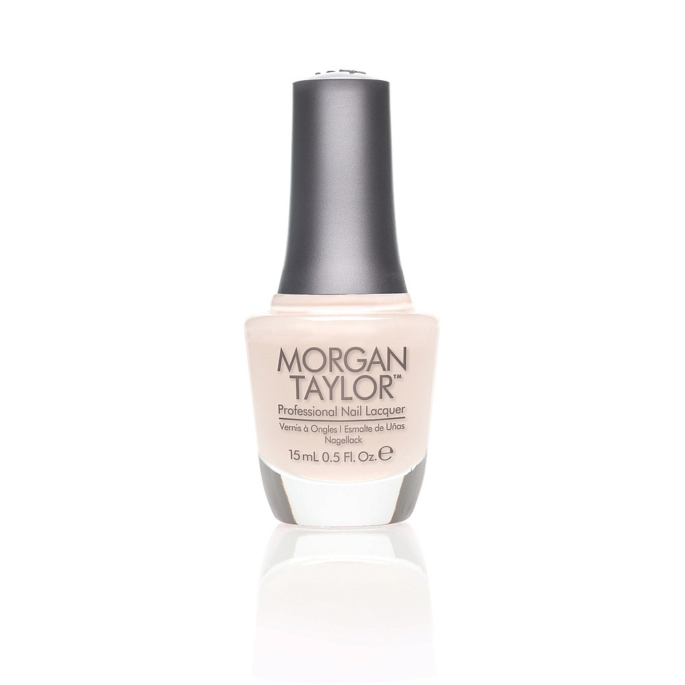 Morgan Taylor Long-lasting, DBP Free Nail Lacquer - In The Nude 15ml
