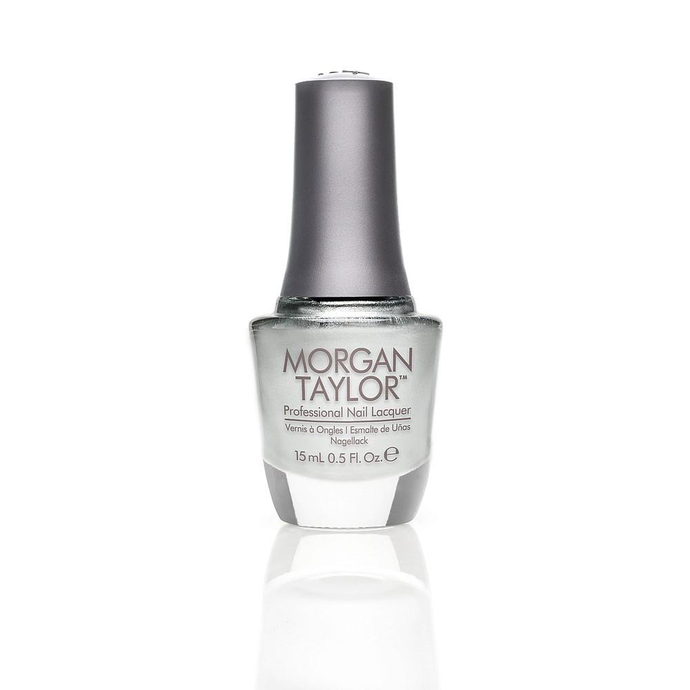 Morgan Taylor Long-lasting, DBP Free Nail Lacquer - Could Have Foiled Me 15ml