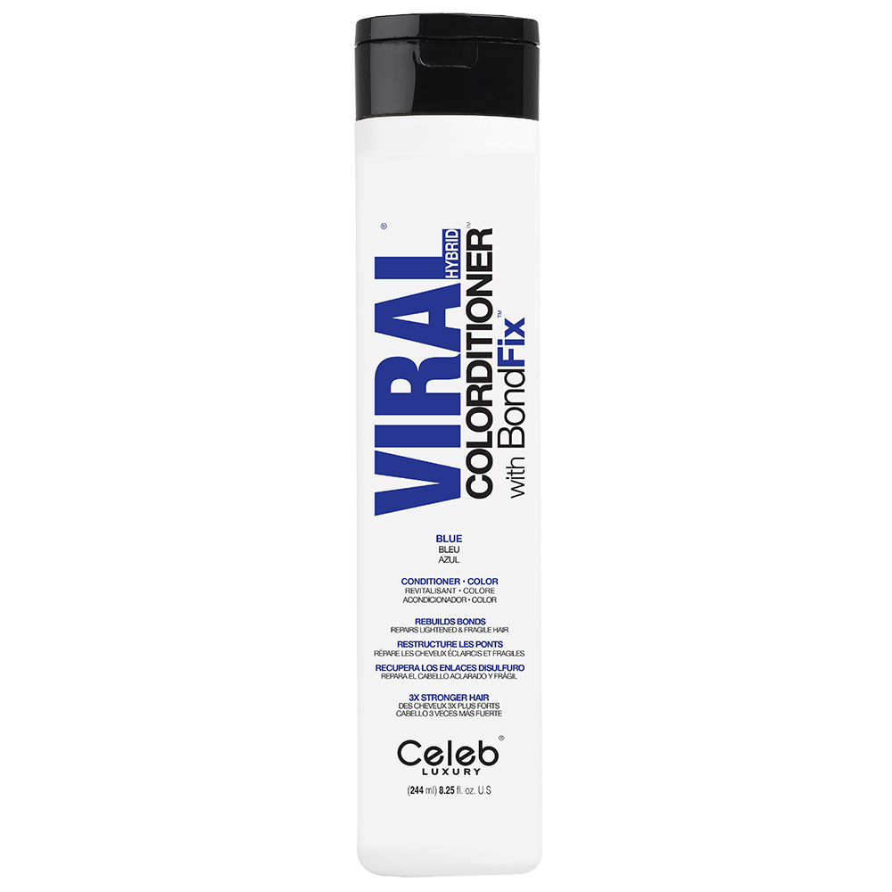 Celeb Luxury Viral Colorditioner Blue 244ml