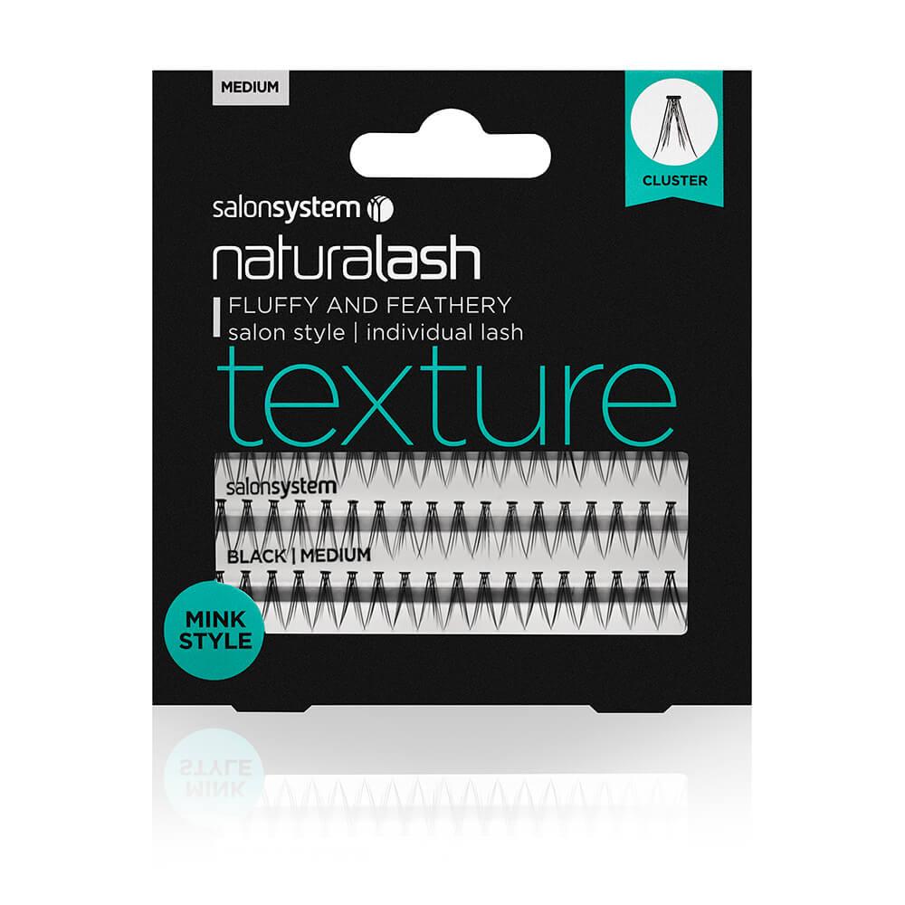 Beauty & Cosmetics|Hair Care & Shampoo|Tweezers Salon System Naturalash Individual Texture Medium (Mink Style)