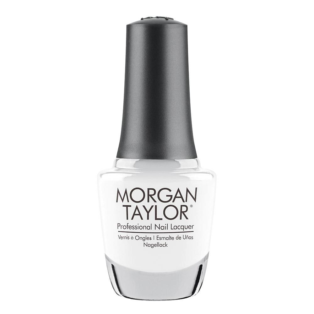 Morgan Taylor Long-lasting, DBP Free Nail Lacquer - Arctic Freeze 15ml