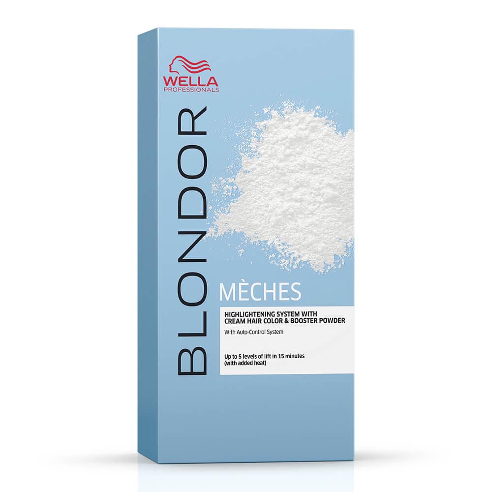 Wella Professionals Blondor Blonde Meches Bleach 60ml Pack of 2 30ml