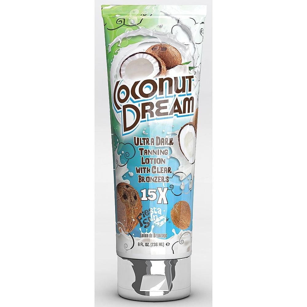 Fiesta Sun Tanning Lotion Coconut Dream 236ml