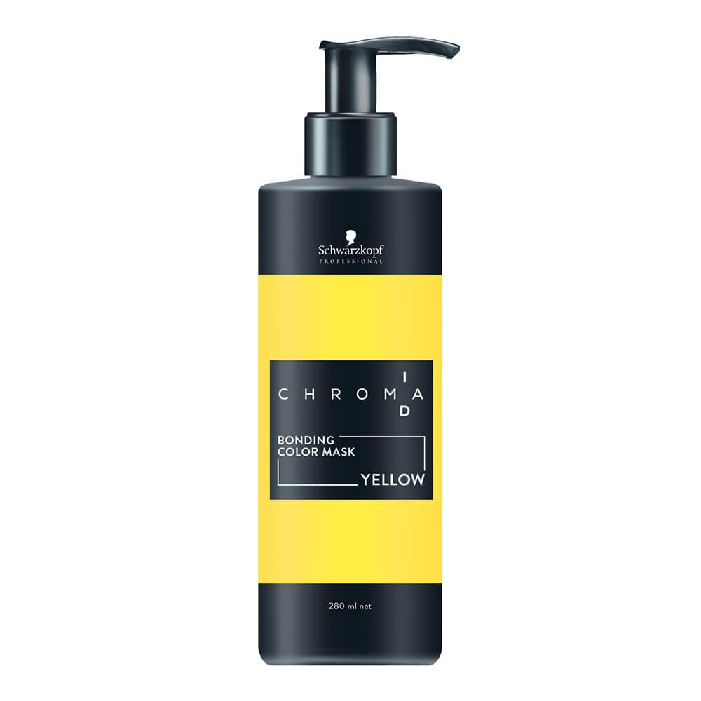 Schwarzkopf-Professional-Chroma-ID-Intense-Bonding-Color-Mask-Yellow-280ml