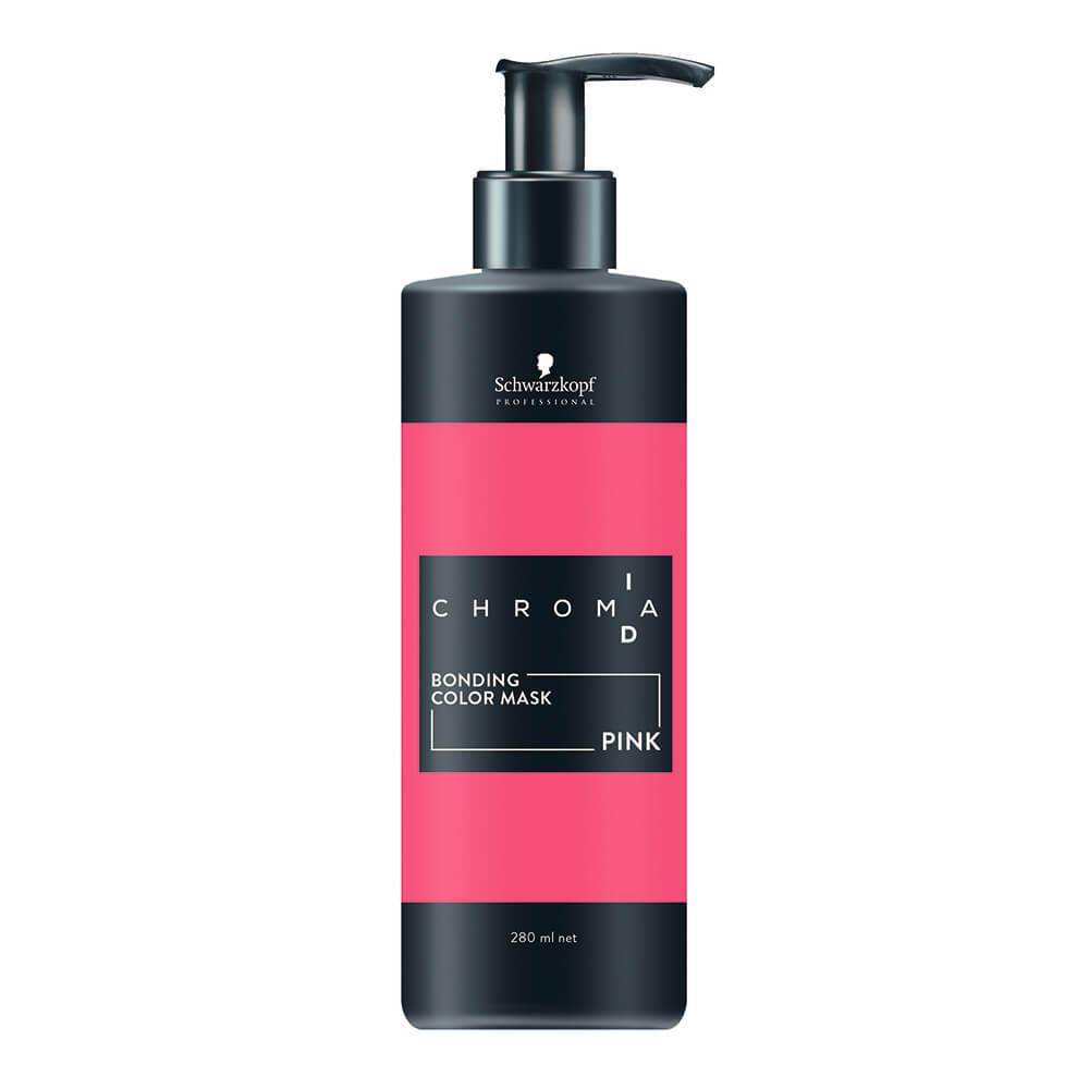 Schwarzkopf-Professional-Chroma-ID-Intense-Bonding-Color-Mask-Pink-280ml