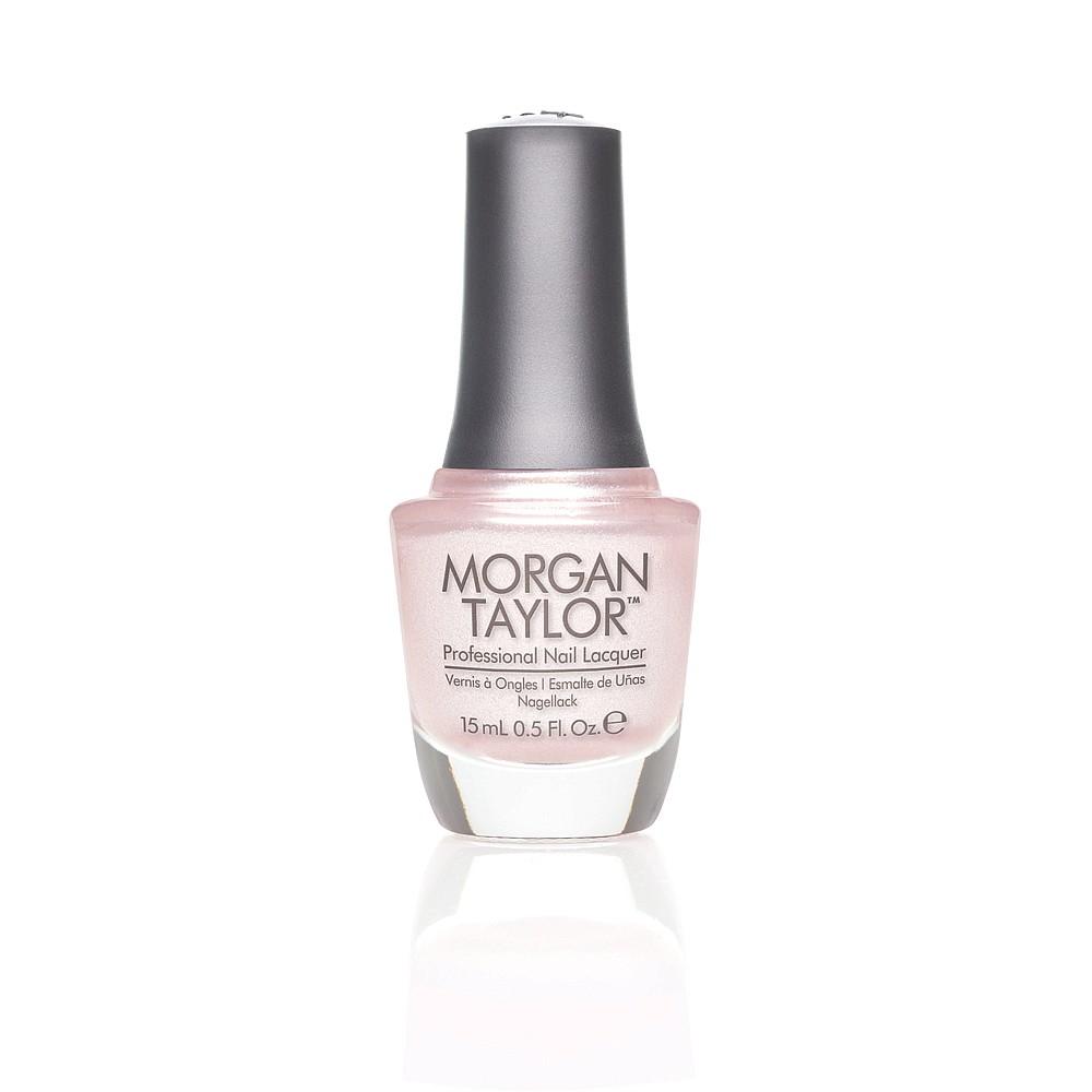 Morgan Taylor Long-lasting, DBP Free Nail Lacquer - Adorned In Diamonds 15ml