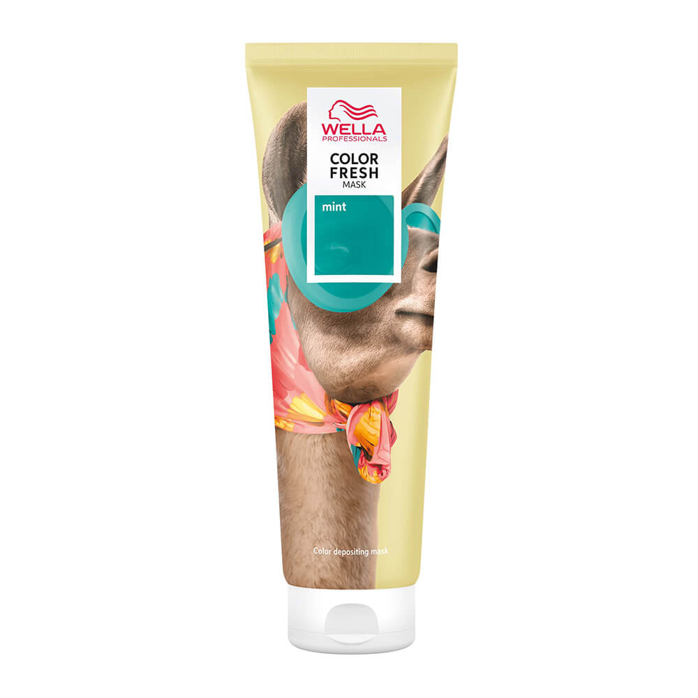 Wella Professionals Color Fresh Mask - Mint 150ml