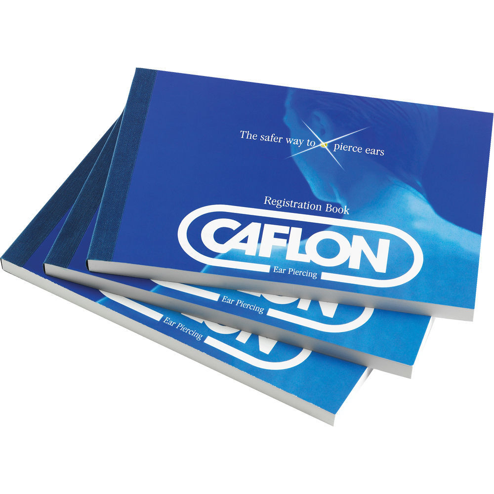 Caflon Record Book