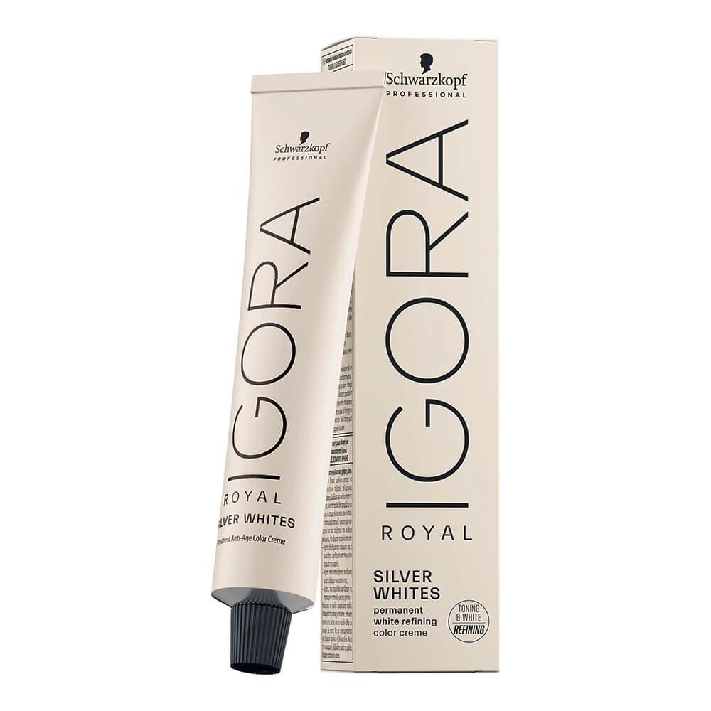Schwarzkopf Igora Royal Absolutes Silverwhite Salon Services