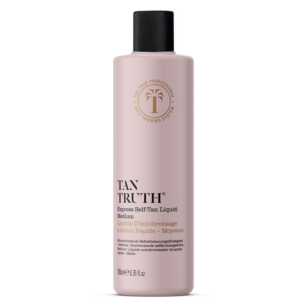 Tan Truth Express Self-Tan Liquid Medium, 200ml
