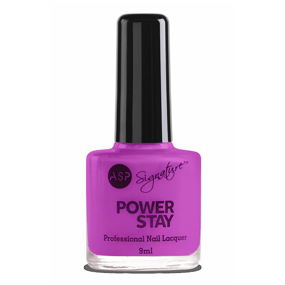 ASP Long Hot Summer Collection Power Stay Professional Nail Lacquer - Cocktails on Ice 9ml