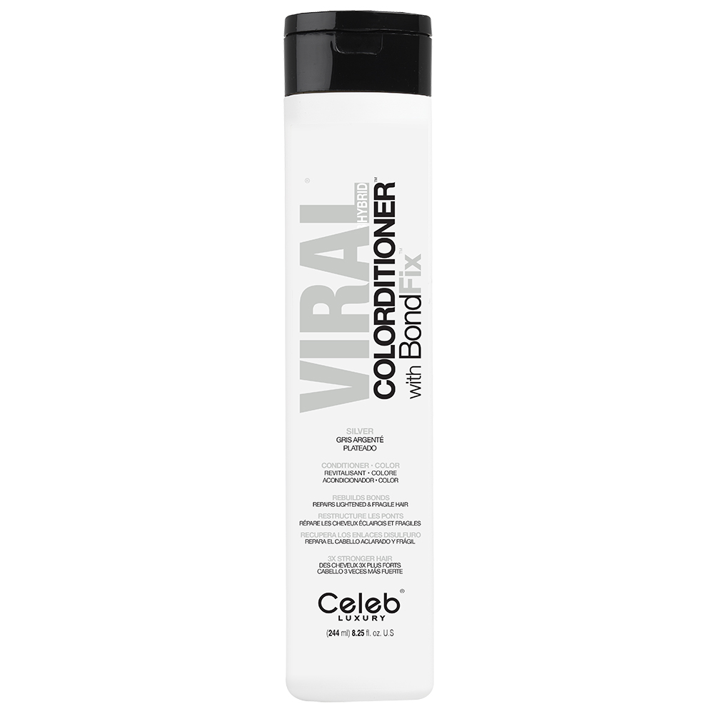 Celeb Luxury Viral Colorditioner Silver 244ml
