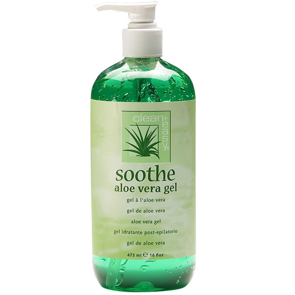 Clean & Easy Soothe - Aloe Vera Soothing Gel 475ml
